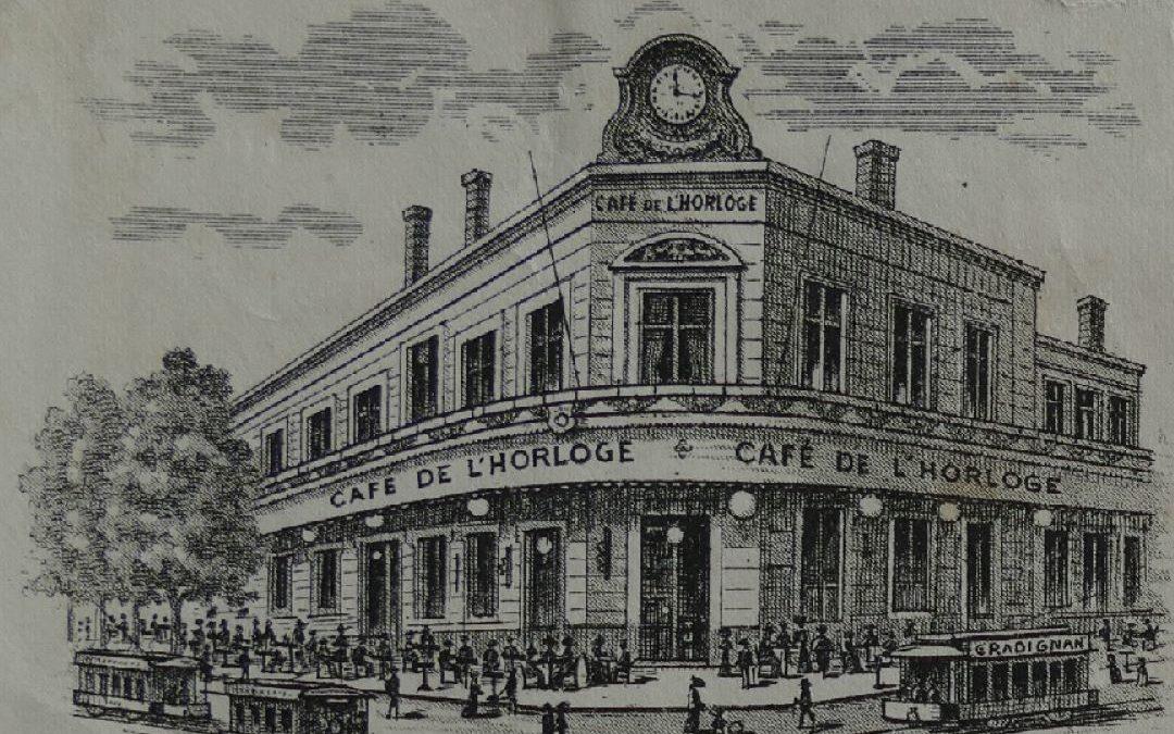 EXPOSITION Le Café de l'Horloge, café de barrière depuis 1889